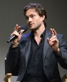 Apple Store Soho Presents: Meet The Actor - Hugh Dancy