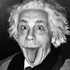 Recreating Iconic Photos with John Malkovich Arthur_Sasse___Albert_Einstein_Sticking_Out_His_Tongue_(1951),_2014