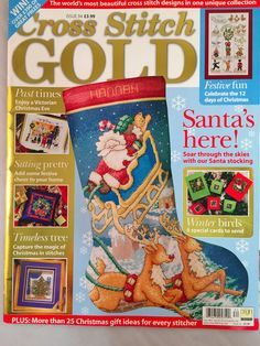 Cross Stitch Gold  Issue 34 Saved