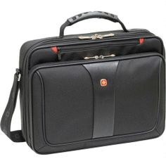 612b54ed5 Wenger 16 Inch Legacy Checkpoint-Friendly Computer Case - product - Product  Review