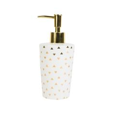 Såpepumpe Triangel #Kremmerhuset #Interior #Inspiration Soap Dispenser, Interior Inspiration, Bathroom, Soap Dispenser Pump, Washroom, Bathrooms, Bath, Bathing, Bath Tub