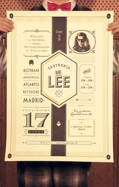 Mr. Lee on Behance