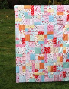 Moda Fabrics - Hearty Good Wishes Yellow Brick Road (pattern) Lap ... : road quilt pattern - Adamdwight.com