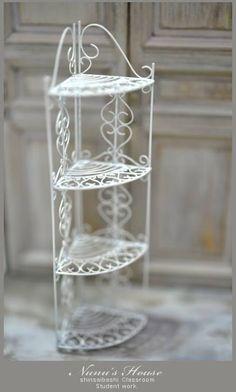 【nunu's house】It is the work of students. ~handmade miniature1/12~