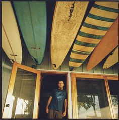 surf boards - design ideas - anything you are passionate about to display, in color