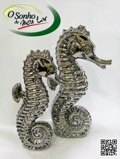 CAVALO-MARINHO (cerâmica)