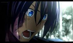 Noragami Anime, Yato And Hiyori, Anime Kunst, Anime Art, Yatori, Studio Ghibli Movies, Vampire Knight, Sad Girl, Star Vs The Forces Of Evil