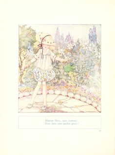 Anne Anderson Old English Nursery Songs