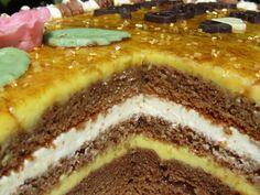Los fogones de Ana Sevilla: Tarta San Marcos o pastelitos