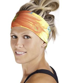 loveeeee thick headbands like this. im obsessed. oh and also shes beautiful  . Thick db904c95f88