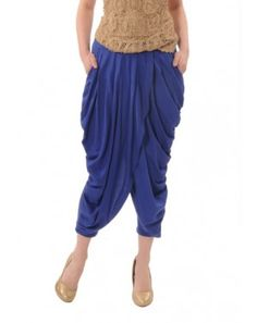 Dhoti Inspired Cowl Trousers http://www.goguava.com/women-fashion-store/women-apparels-online/bottoms