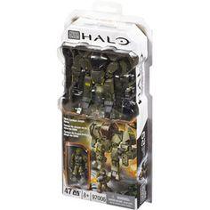 Mega Bloks Halo Police Cruiser Standoff #97452 224 Pcs ...