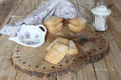 """Biscotti tipo """"Galletti"""" del Mulino Camembert Cheese, Recipes, Food, Recipies, Essen, Meals, Ripped Recipes, Yemek, Cooking Recipes"""