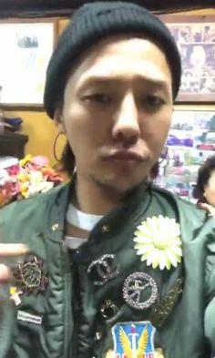 Bigbang Yg, Ji Yong, G Dragon, Bad Boys, Sweet, Notebook, Mantle, King Of Kings, Candy