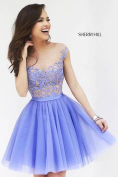 #Dress #purple