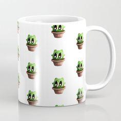 Catus – Hug me Coffee Mug by chaploart | Society6