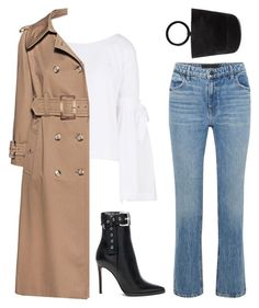 """""""Untitled #194"""" by minia001 ❤ liked on Polyvore featuring Free People, Simon Miller, Alexander Wang, Monse and AlexaChung"""