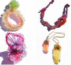 sugar jewellery