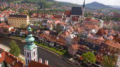 Český Krumlov - Czech Republic (byYuren Ju) IFTTT Tumblr