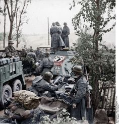 Motorized Waffen ϟϟ.