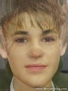 vichy+clown+automaton.jpg,+shrekman.png,+Justin+Bieber