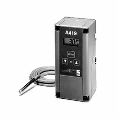 Johnson Controls A419GBF-1C - Electronic Temp Control by Johnson. $68.95. Johnson Controls A419GBF-1C - Electronic Temp Control
