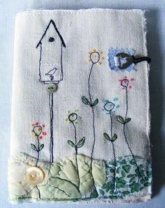 Birdhouse stitch