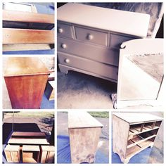 A fresh update for antique furniture..