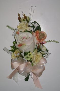 Mother's Day Corsage / Easter Corsage / Mother of by NonisNiche, $20.00