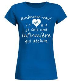 Dieu a créé vieux infirmière T-shirt Femmes Slogan infirmière Job travail professionnelle NEUF