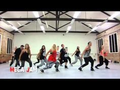 'Thrift Shop' Macklemore choreography by Jasmine Meakin (Mega Jam)