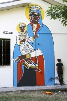 OZMO – The Italian essence of street art.