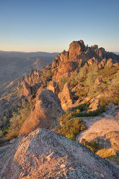 Pinnacles National Park Is The Newest In America (And Right In The Bay Area's Backyard)