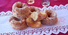 Fabulosa receta para Rosquillas fritas de anís. Rosquillas de mi pueblo. Cuando mi madre hace estas rosquillas huele toda la casa a gloria, me encanta ese olor de repostería casera.