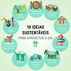 Aproveite o dia de maneira mais sustentável! O Passaporte Verde dá várias dicas de como curtir as suas viagens aproveitando o que o seu destino tem de melhor. Acesse: http://www.passaporteverde.org.br  #TurismoSustentável #PartiuNatureza