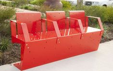 Town & Park SPTP.OS Griffith Bench