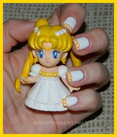 Reto Sailor Moon - Princesa Luna