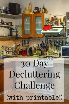 A clean and decluttered house in just 30 days? It is possible, and this post…