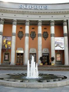 Kino Söprus, Tallinna, Viro