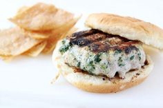 Quick and delicious Spinach and Feta Turkey Burgers