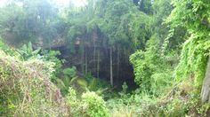Cave in Dzitás Yucatán
