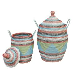 Seagrass basket. Product of Ha Linh