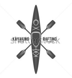Kayak tattoo idea