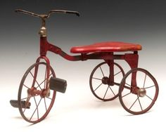 Antique-childs-tricycle