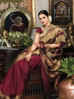 Rekha's Birthday Special: 10 sarees we want to steal from this diva   PINKVILLA