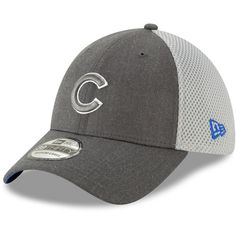 best website 3e7ba aed4c Men s Chicago Cubs New Era Graphite Neo 39THIRTY Flex Hat, Your Price    25.99