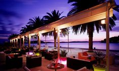 Hvar Town, Croatia: Riva Bar and Restaurant on the Waterfront