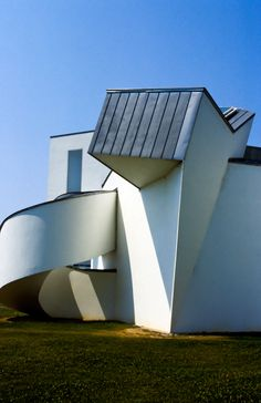 The classic Vitra Design Museum - Frank Gehry