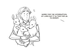 Anonymous said: What about Galathan and a bunch of baby hallas? Answer: He loves them to the point that he cries lol Dragon Age Memes, Dragon Age Funny, The Old Republic, Dragon Age Inquisition, The Eighth Day, Draw Your, Having A Bad Day, Manga Games, Cool Art