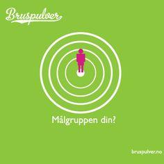 Målgruppe og design? http://www.bruspulver.no/2014/03/27/malgruppe-og-design/